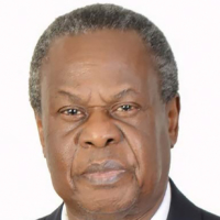 Dr. Francis Gervase Omaswa (Uganda)Laureate, Third Hideyo Noguchi Africa Prize, Medical Services, 2019; Executive Director, African Center for Global Health and Social Transformation (ACHEST)