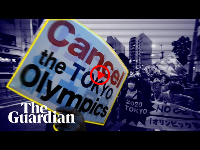 Could the Tokyo Olympics still be cancelled? | GUARDIAN SPORT