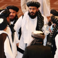 High-ranking Taliban representatives told the Turkmenistan government that the group supports the TAPI pipeline project that would run through Afghanistan. | REUTERS