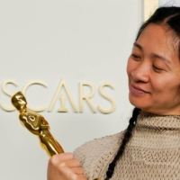 A Beijing-born director made Oscar history. Why isn't China celebrating?