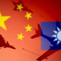 U.S. President Joe Biden secured the first reference to Taiwan in a joint statement by the leaders of the U.S. and Japan since 1969. The statement came amid concerns in Washington and Tokyo over Chinese saber-rattling near the self-ruled island. | REUTERS