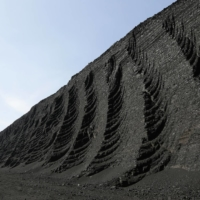 The Beryozovsky opencast colliery near the Siberian town of Sharypovo, Russia. Russia's government is confident that coal use in Asia will continue to grow for some time. 'Growth prospects are primarily related to the growing market of the Asia-Pacific region,' Deputy Prime Minister Alexander Novak said in a coal report last year. | REUTERS