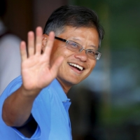 Jerry Yang, co-founder and former CEO of Yahoo, and other prominent business leaders in the U.S. have launched a foundation to combat Asian American hate. | REUTERS