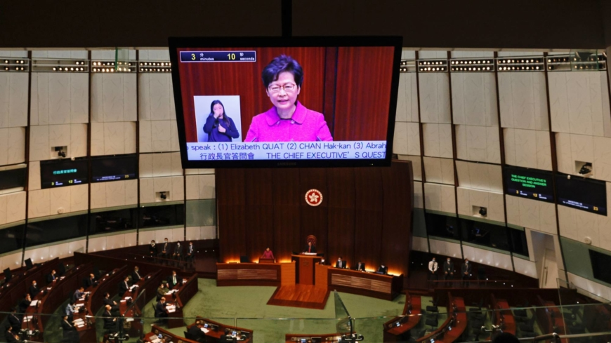 Hong Kong's fading attractions: Will the new Carrie Lam Show help?