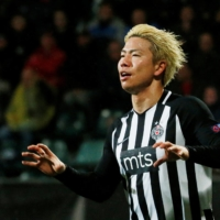Samurai Blue head coach says Takuma Asano 'not someone who betrays'