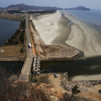 South Korea's territorial claims extend 20 km west of Baengnyeong, with a buffer zone of about 30 km between its line and China's boundary. | REUTERS