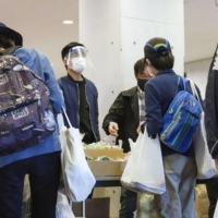 Japan support groups continue to help those in need as COVID-19 crisis persists