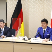 Amid concern over China, Japan turns to two-plus-two talks with like-minded nations
