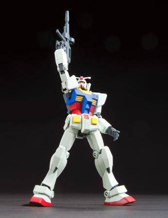 Bandai Namco launches project to recycle plastic waste from Gundam models