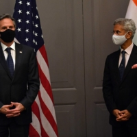 Indian minister to self-isolate at G7 meeting of top diplomats due to COVID-19 scare