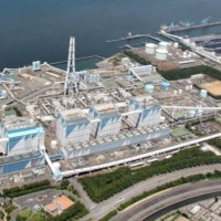 The Hekinan coal-fired power plant in Aichi Prefecture. Jera plans to mix ammonia with coal for power generation. | KYODO