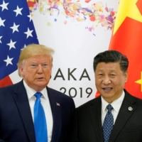 U.S. President Donald Trump and Chinese President Xi Jinping had a fractious relationship, marking a continuation of a longer running cooling of ties. | REUTERS