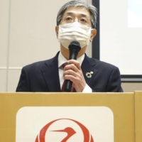 JAL reports first net loss since 2012 relisting as pandemic bites