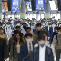Tokyo might experience an explosive resurgence of COVID-19 cases as daily fever consultations rose to more than 2,000 for several days during the Golden Week holiday period.