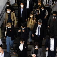 Coronavirus cases in Japan top 6,000 for third straight day