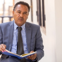 Kassa Gebreyohannes Gebremichael, former deputy head of mission at the Ethiopian Embassy in Moscow, was dismissed after failing to respond to three summons to return to Addis Ababa.   REUTERS