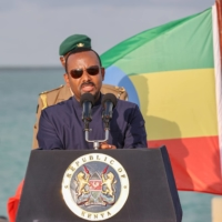 Ethiopian Prime Minister Abiy Ahmed has called on his countrymen not to discriminate against Tigrayans as a group.   PRESIDENTIAL PRESS SERVICE / VIA REUTERS