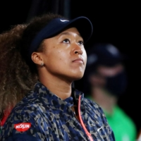 Japan's Naomi Osaka said on Sunday there 'definitely should be a discussion' on whether the Tokyo Olympics should go ahead.   REUTERS