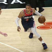 History made as Russell Westbrook sets NBA triple-double record