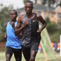 Kenya's Timothy Cheruiyot adjusts to reality of preparing for the Olympics in a pandemic