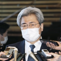 Japan Medical Association head apologizes for party amid virus restrictions