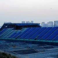Ariake Urban Sports Park, the Tokyo 2020 Olympic venue for BMX and skateboarding, in Tokyo's Koto Ward | REUTERS
