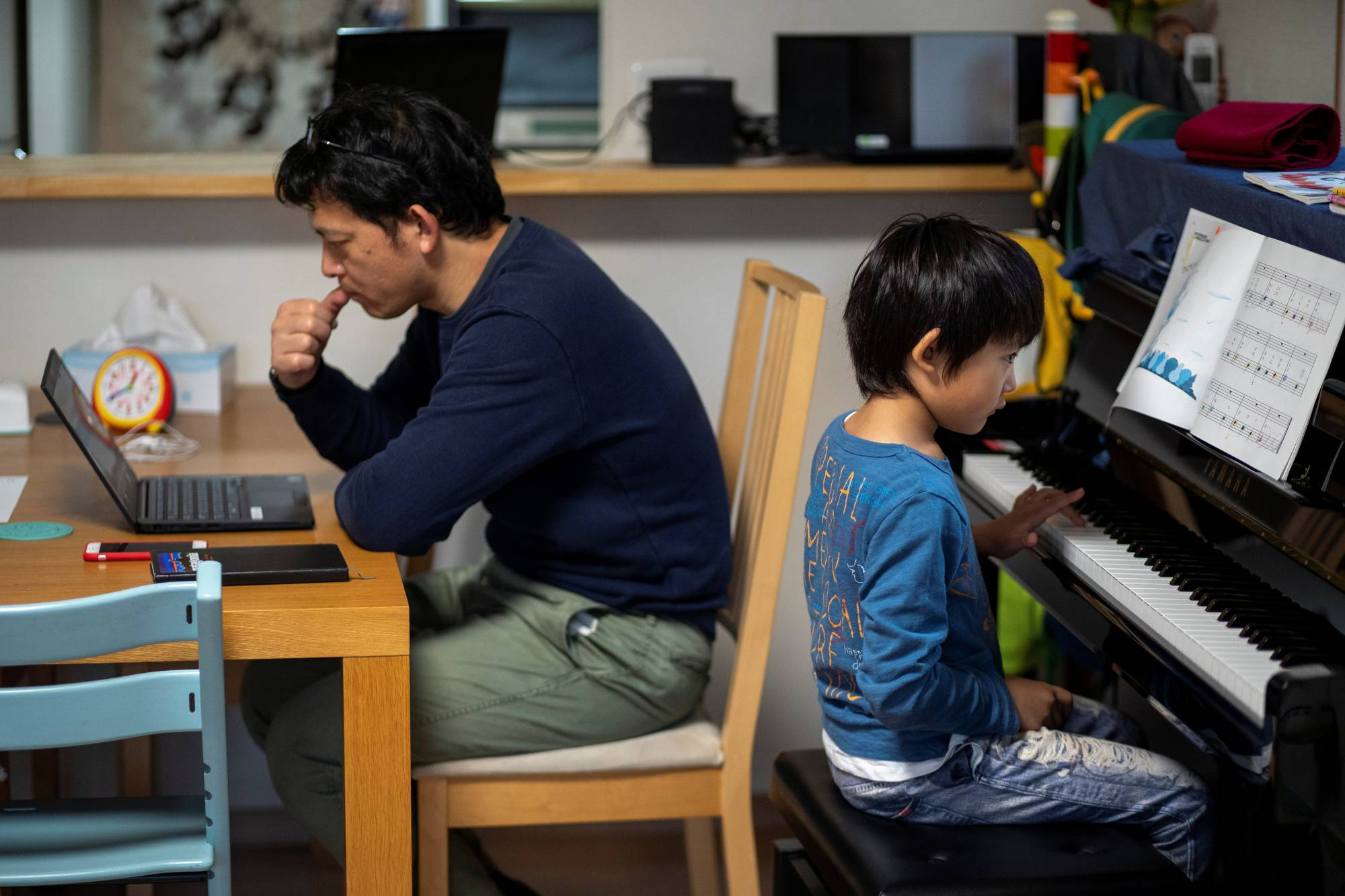 A total of 61.1% of people in Japan believe it is hard to raise children in the country, according to a recent government survey that highlighted a perception of insufficient support for parenting compared with other nations. | REUTERS