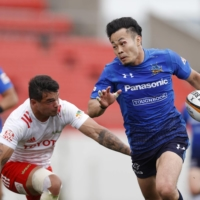 Panasonic heads to final after clinical win over Toyota