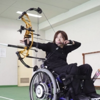 Para archery athlete still aiming for gold despite year of hardships