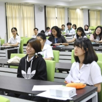 Japanese language opens doors for Thai students