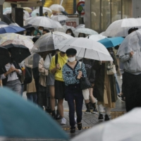 Tokyo COVID-19 cases dip below 500 for first time since April 26
