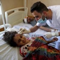 COVID-19 and conflict: Gaza's hospitals strained on two fronts