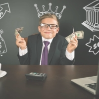 We are intentional about teaching our kids about money because collectively as Americans we focus a lot on earning money, but collectively we stink at managing money. | GETTY IMAGES
