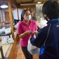 Okinawa children's cafeterias strive to maintain support amid pandemic