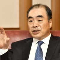 Chinese envoy to Japan criticizes 'Quad' grouping as '100% outdated'