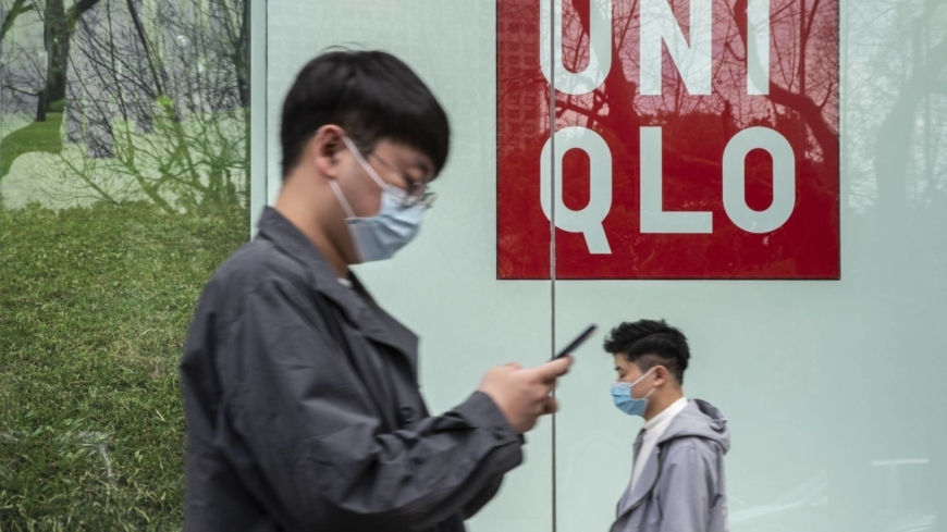 U.S. blocked Uniqlo shirts over Xinjiang forced-labor concerns