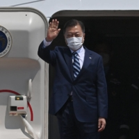 South Korea's Moon seeks urgency on North Korea and a vaccine deal at summit with Biden