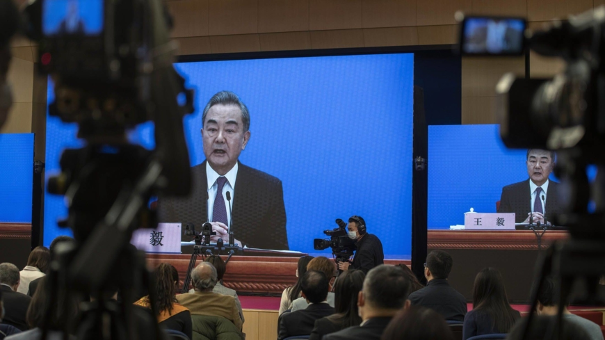 China seizes on Israel-Gaza crisis to counter U.S. on human rights