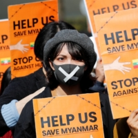 100 Myanmar diplomats who oppose junta ordered to return home, document shows