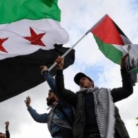 Where are the Arab states during these times of Israeli-Palestinian troubles?
