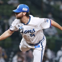 Lions' Zach Neal holds off Hawks