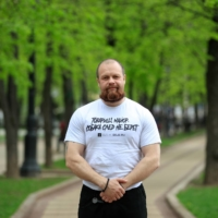 Dmitry Demushkin said his knee became swollen during his time in IK-2 and he asked to be examined by an outside doctor or taken to hospital. He said his requests were refused or ignored by prison officials. | REUTERS