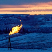 Oil drillers and bitcoin miners bond over natural gas