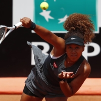 Tennis star Naomi Osaka is one of several Japanese athletes who have voiced concerns about holding the Tokyo Olympics during the pandemic. | REUTERS