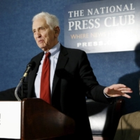 A document disclosed by Daniel Ellsberg, who 50 years ago leaked a classified history of the Vietnam War, known as the Pentagon Papers, details U.S. plans to carry out nuclear strikes on mainland China after communist Chinese forces began shelling islands controlled by Taiwan in 1958.   REUTERS
