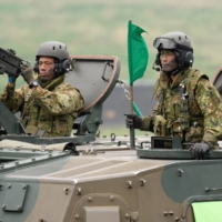 Japan ruling party seeks drastic defense budget rise amid China threat
