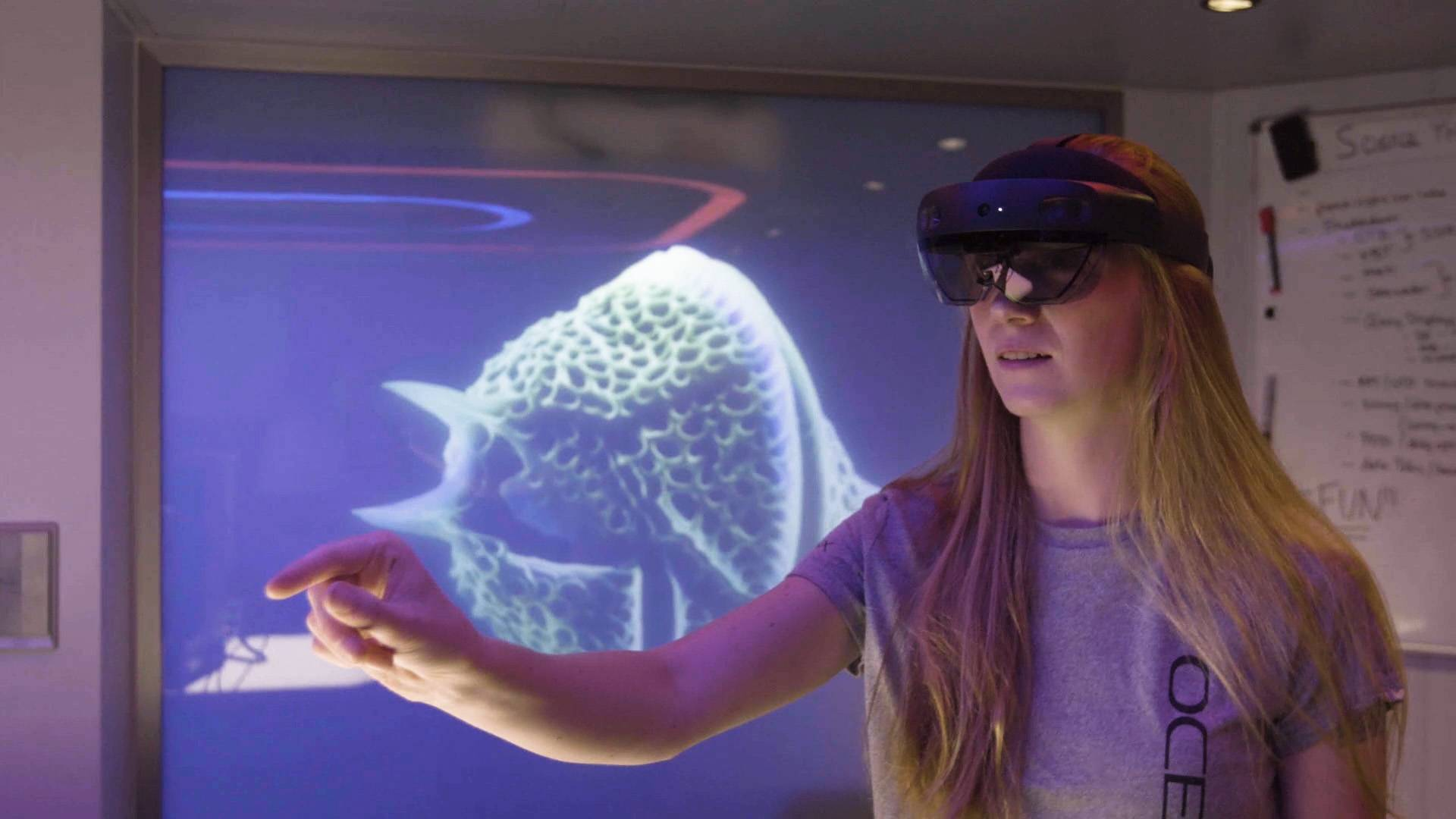 Microsoft in March released Mesh, a software kit for companies to develop immersive apps that work across various types of devices, including the company's HoloLens headsets.   MICROSOFT