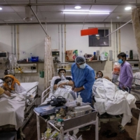 Burnout and depression spiral among India's traumatized doctors