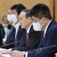 Suga's top-down management style under scrutiny after series of rapid policy shifts