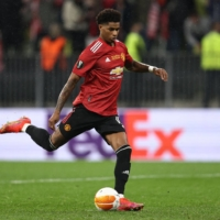 Manchester United's Marcus Rashford receives barrage of racial abuse after loss in Europa final